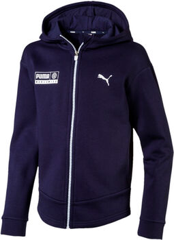 Puma Men's Alpha Graphic Sweat Jacket