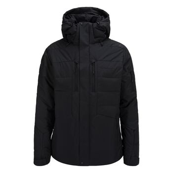 Peak Performance Shiga Jacket Herrer Sort