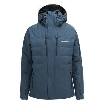 Peak Performance Shiga Ski Jacket Herrer Blå