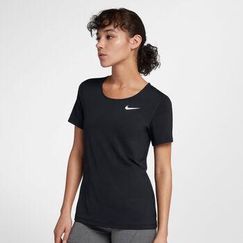 Nike Pro All Over Mesh Top Damer
