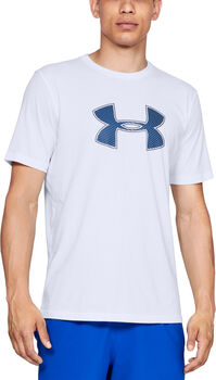 Under Armour Big Logo T-shirt Herrer