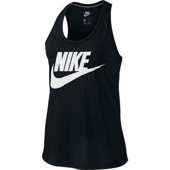 Nike Sportswear Essential Tank Damer Sort