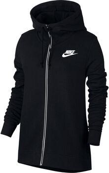 Nike Sportswear Advance 15 Hoodie Kvinder Sort