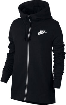 Nike Sportswear Advance 15 Hoodie Damer Sort