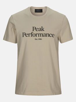 Peak Performance Original T-shirt Herrer