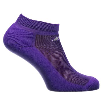 PRO TOUCH Ajo 1/4 Leg Run Sock Lilla