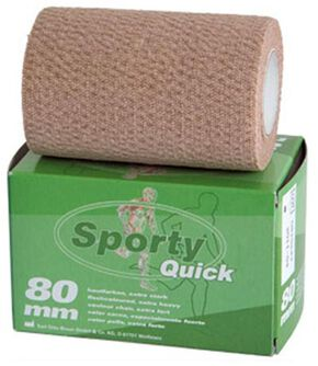 Sporty Quick-Bandage
