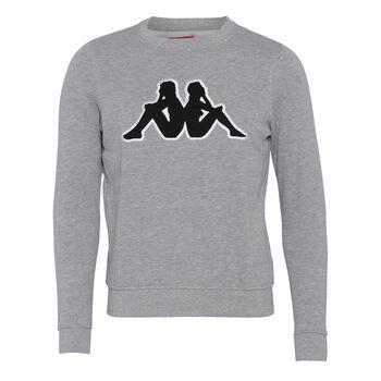 Kappa Airvit Logo Sweatshirt Herrer
