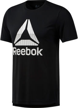 Reebok Wor Graphic Tech Tee Herrer