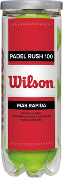 Wilson Padel Rush 100 (3 Balls)