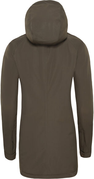 Insulated Artic Mountain Jacket