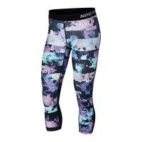 Nike Pro Capri Flower Tight - Kvinder