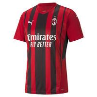 AC Milan 21/22 hjemmebanetrøje