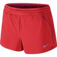 Nike Aeroswift Race Shorts - Kvinder Rød