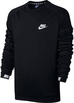 Nike Sportswear Advance 15 Crew Mænd Sort
