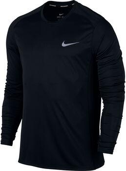 Nike M NK Miler Top LS Herrer