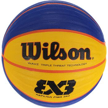 Wilson Fiba 3X3 Replica - Basketbal Orange