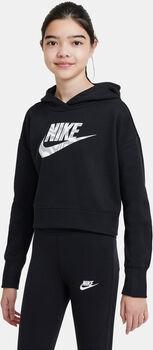 Nike Sportswear hættetrøje Sort