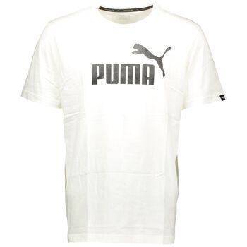 Puma Essential No.1 Tee Herrer Hvid