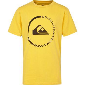 Quiksilver Quicksilver Active B Tees Gul