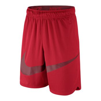 Nike Training Short Rød