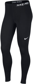 Nike Pro Tights Damer Sort