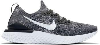 Nike Epic React Flyknit 2 Damer Sort