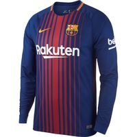 FC Barcelona Home Jersey Long 17/18
