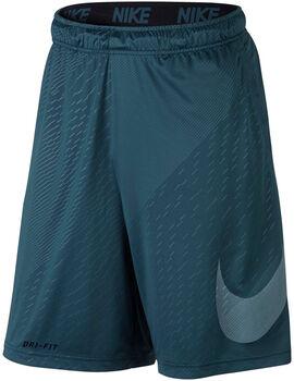 Nike Dry Short Emboss Herrer Grøn