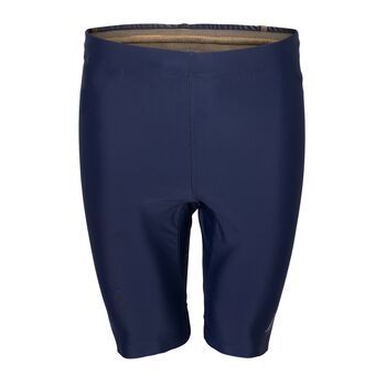 Les Deux Athletics Run Short Tight Herrer Blå