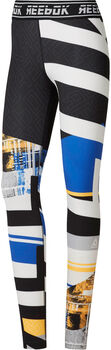 Reebok Workout Meet You There Engineered Tights Damer