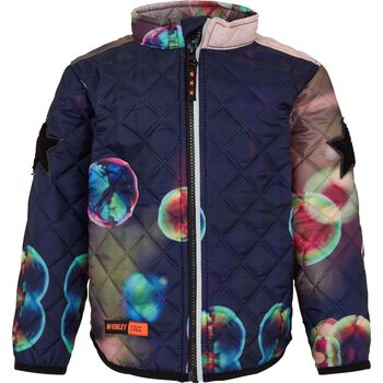 McKINLEY Print Thermo Jacket Multifarvet