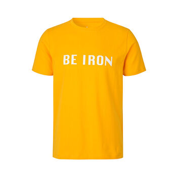 Fe226 Be Iron T-shirt Herrer