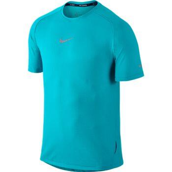 Nike Drifit Aeroreact SS Mænd Blå
