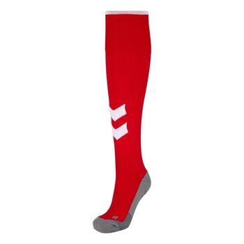 Hummel Fundamental Football Sock Rød