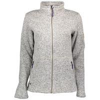 Mckinley Rubin Knit Fleece Jacket - Kvinder