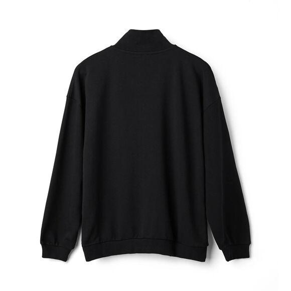 Base Sweatshirt m. Lynlås