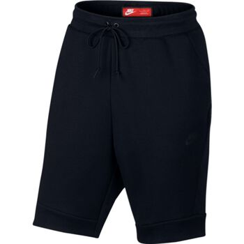 Nike Nsw Tech Fleece Shorts Mænd Sort