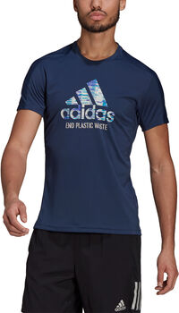 adidas Run For The Oceans Graphic T-shirt Herrer