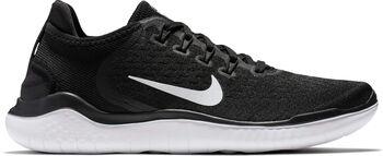 Nike Free RN 2018 Damer Sort