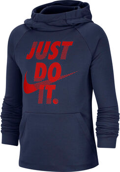Nike Dri-FIT Training Pullover Hoodie Drenge