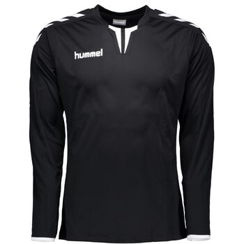 Hummel Core LS Poly Jersey Jr. Sort