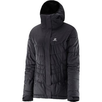 Salomon Stormpulse Jacket Damer Sort
