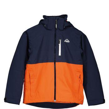 McKINLEY Storm Rain Jacket Junior Blå