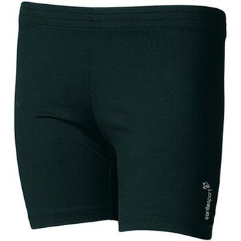 Carite Tactel Short Tights Damer Sort