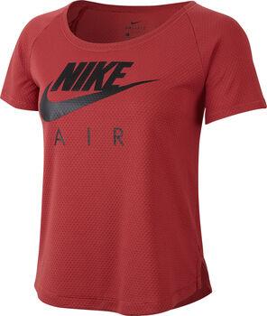 Nike Kortærmet Løbetop Damer