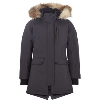 H2O Iben Parka Girls Sort