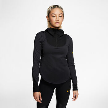 Nike Long-Sleeve Running Top Damer