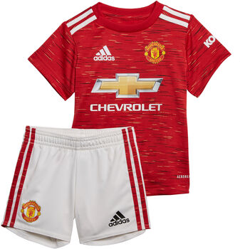 adidas Manchester United FC BABY Hjemmebanesæt.