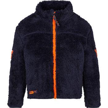 McKINLEY New Fluffy Fleece Blå